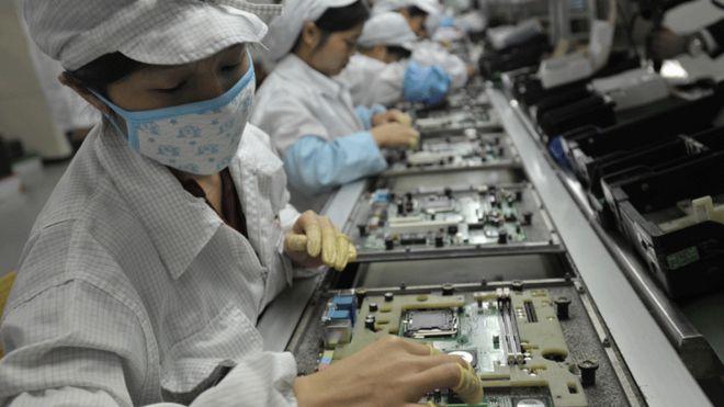 Foxconn възнамерява да намали до минимум вероятността от появата на