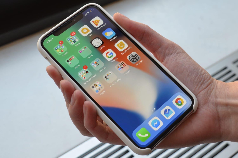 Излезлият тази година iPhone X стана най-скъпият смартфон на Apple.