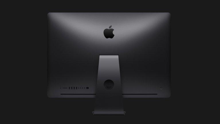 """""""iMac Pro е първият компютър на компанията с процесор от"""