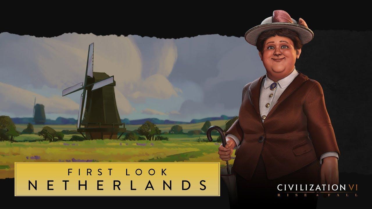 Вилхемина Нидерландска е следващият велик лидер който влиза в света