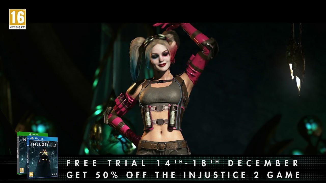Пробвахте ли вече Injustice 2, екшън играта на Warner Bros.
