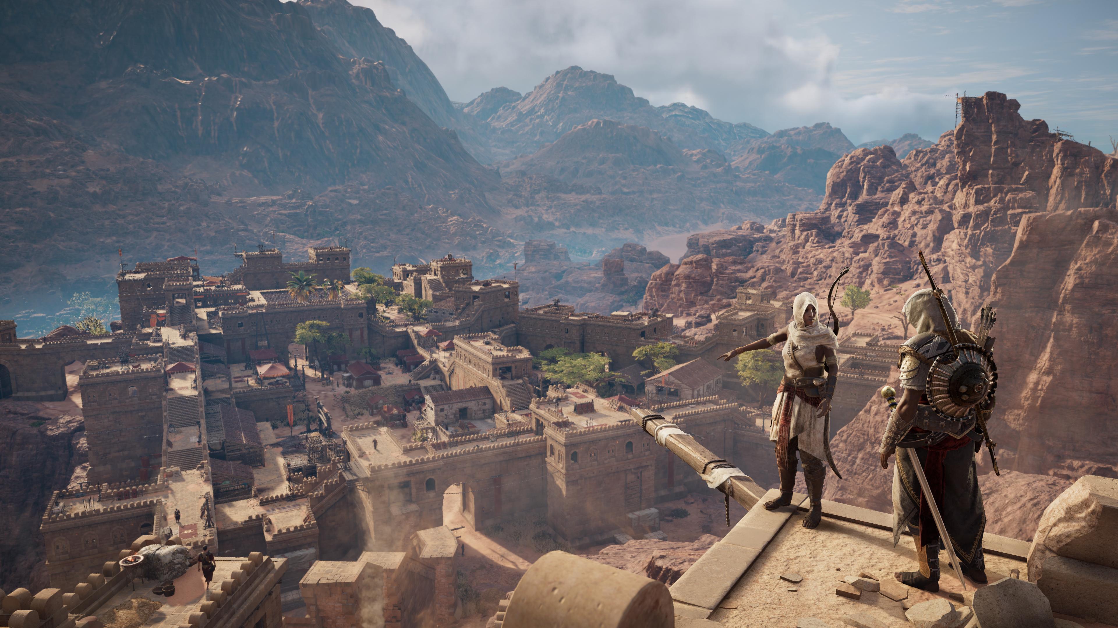 Ubisoft обяви, че първото DLC за Assassin's Creed Origins, The