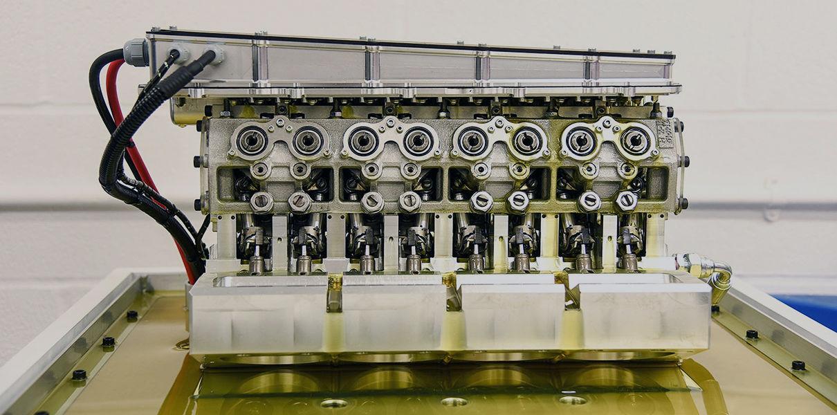 Британски изобретатели създадоха иновационна технология за управление клапаните на двигателите