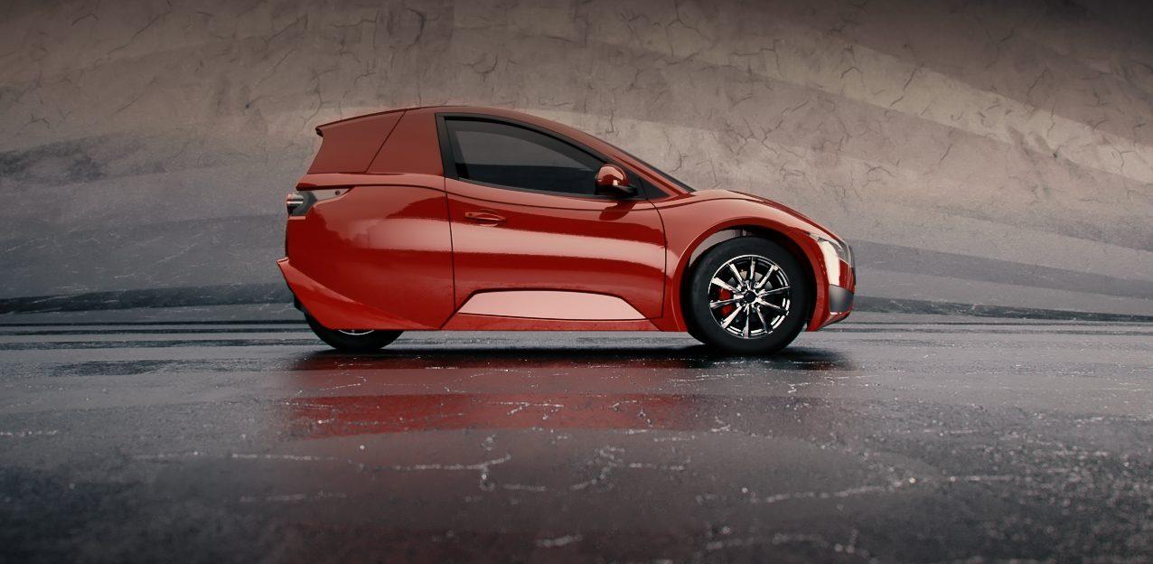 Канадската стартираща компания Electra Meccanica създаде миниатюрен градски автомобил с