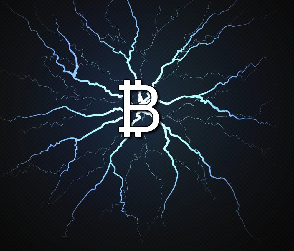 Броят активни възли в основната мрежа на биткойна, поддържащи Lightning