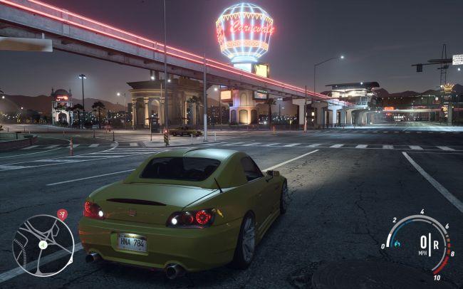 """Въпреки средата """"Отворен свят"""", първоначално Need for Speed Payback не"""