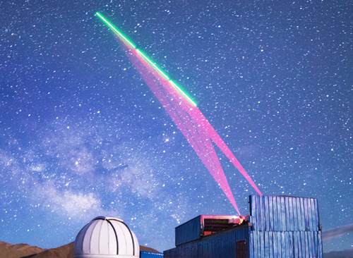 Китайският квантов сателит бе изведен в орбита преди две години.