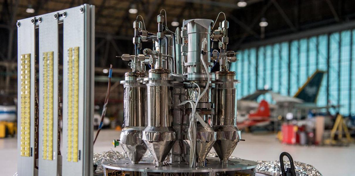 NASA съобщи за успешните тестове на компактния ядрен реактор, който
