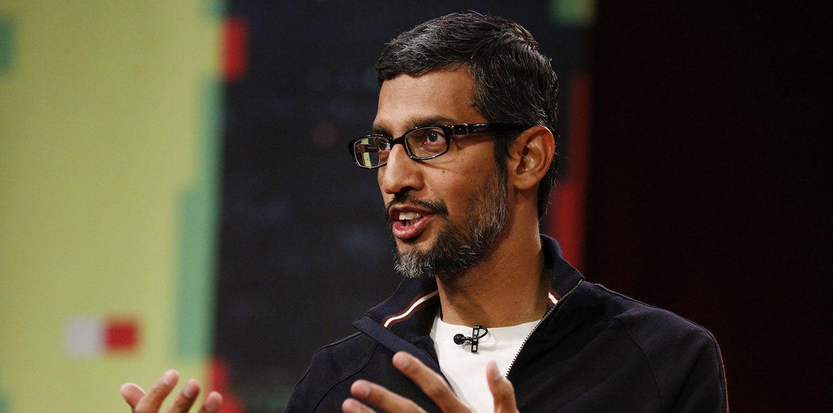 Генералният директор на Google Сундар Пичай обяви изкуствения интелект за