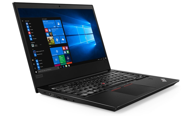 Lenovo анонсира портативните компютри ThinkPad E480 и ThinkPad E580, адресирани