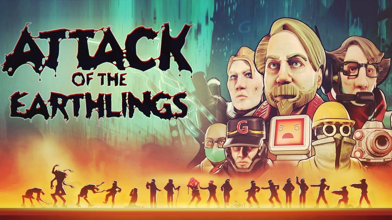 Team Junkfish анонсираха датата на излизане на тяхната игра Attack