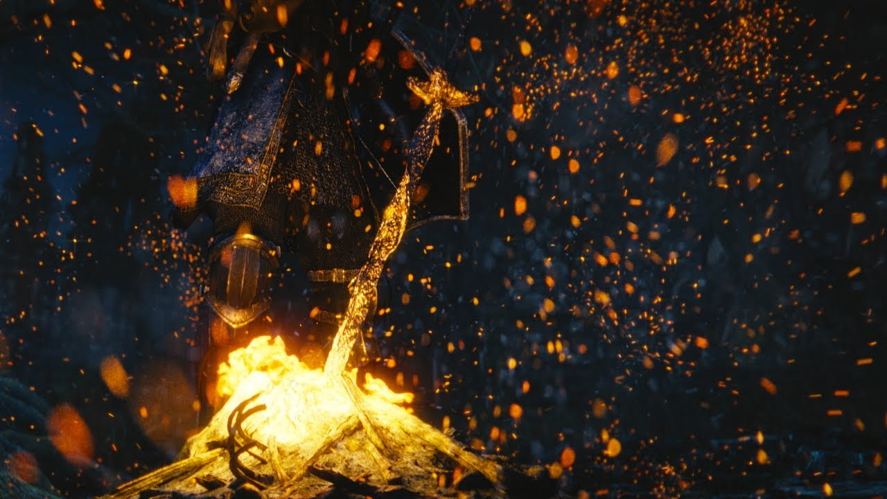 През миналата година, геният зад Dark Souls сериите Хидетака Миязаки