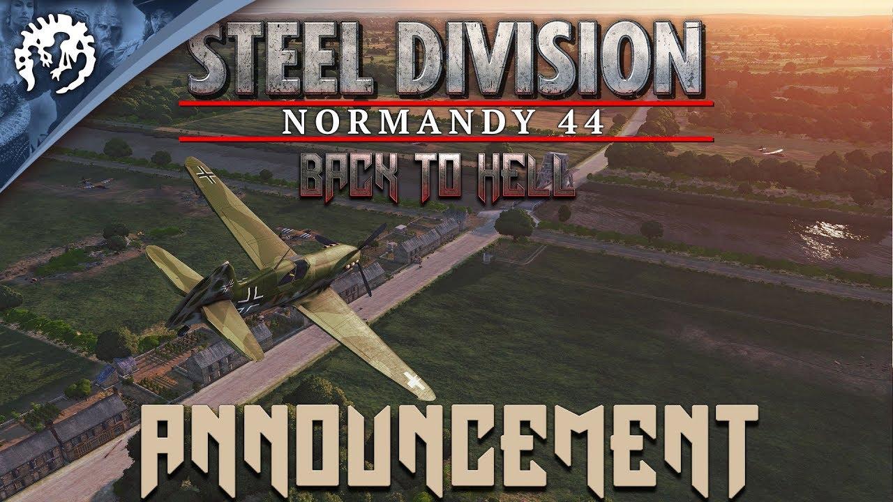 Историческата военна стратегия Steel Division: Normandy 44 ще получи своето