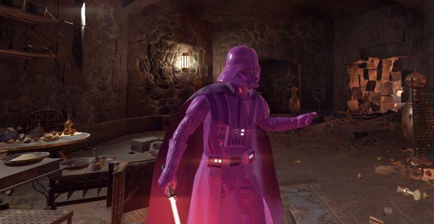 Месец по-рано финансовият мениджър на проекта Star Wars: Battlefront II