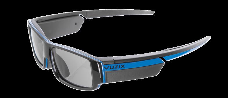 Снимка: Vuzix представя смарт очила с Alexa