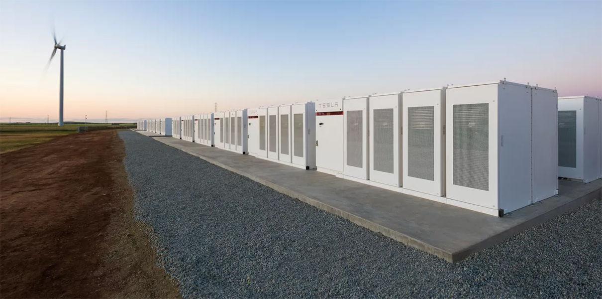 Системата за акумулиране и съхранение на енергия Tesla Powerwall в