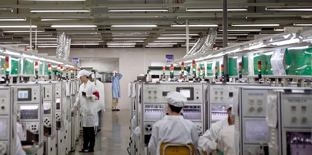 Голяма вълна от съкращения ще засегне отдела Innolux на Foxconn,
