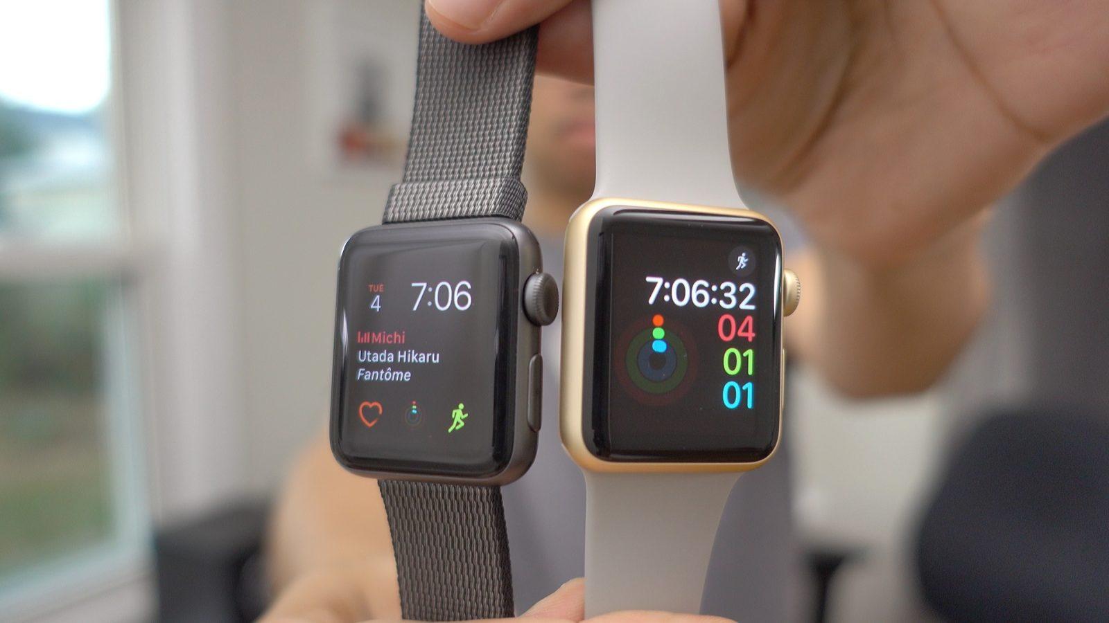 Снимка: Apple Watch с рекорден брой продажби за Q4 2017