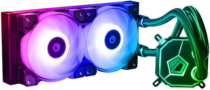 ID-Cooling     Dashflow 240 RGB