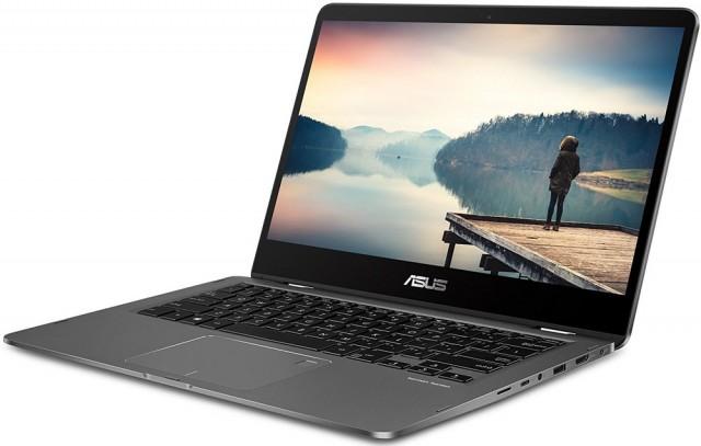 Започнаха продажбите на лаптопа-таблет ASUS ZenBook Flip 14, анонсът на
