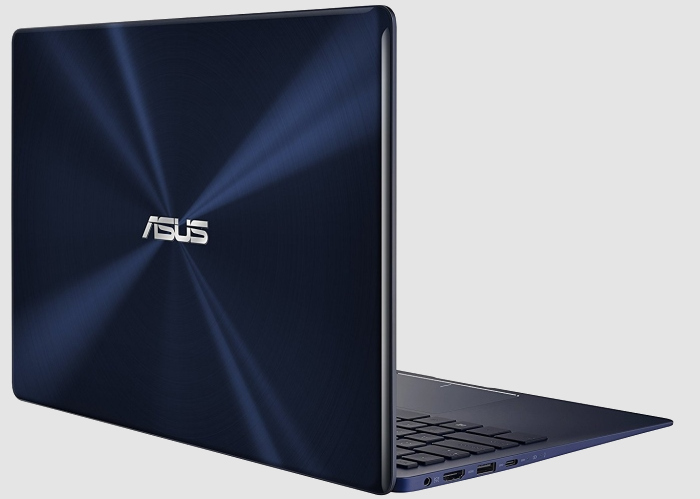 Asus Zenbook 13:     Intel Kaby Lake-R     Nvidia
