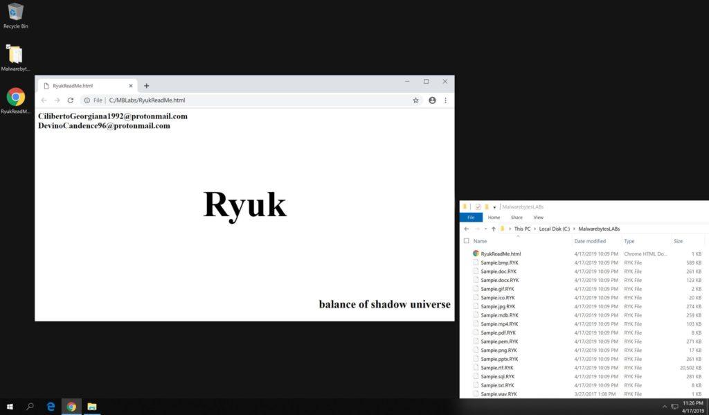 """Ryuk се превърна в една от """"знаменитостите"""" на сцената на"""
