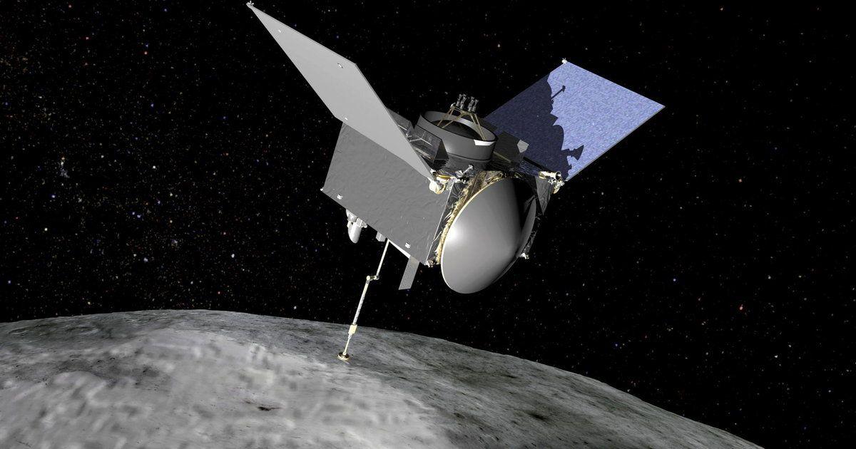 Космическият апарат започна своя дълъг полет към Земята, носейки със