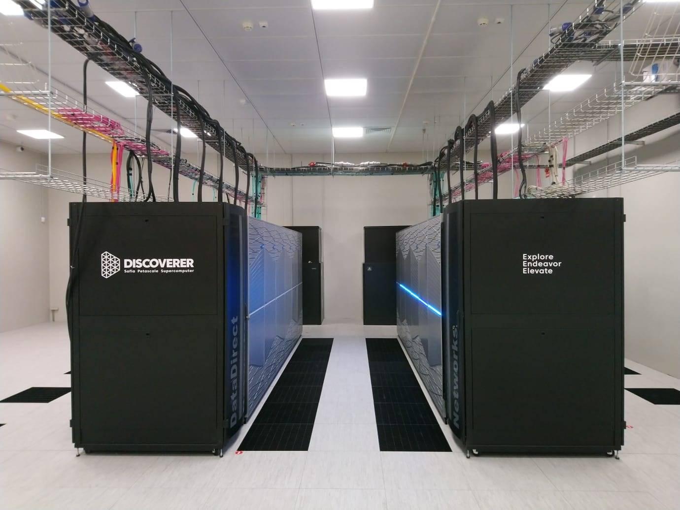 Българският суперкомпютър, част от мрежата EuroHPC, базиран на мощната BullSequana