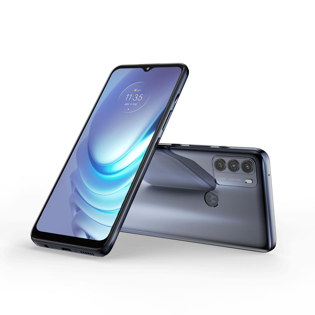 А1 предлага два нови смартфона на Motorola, които се отличават