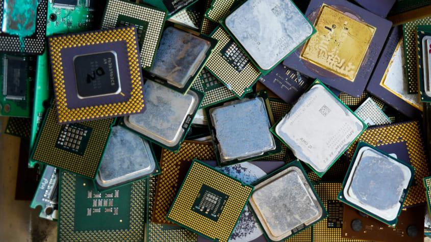 Най-големите американски технологични корпорации, както и производителите на Intel, Nvidia
