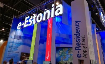 Правителството на Естония се характеризира с редица на брой изключителни