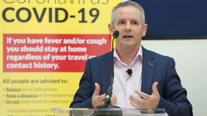 Здравната служба на Ирландия, HSE, изключи всичките си ИТ системи
