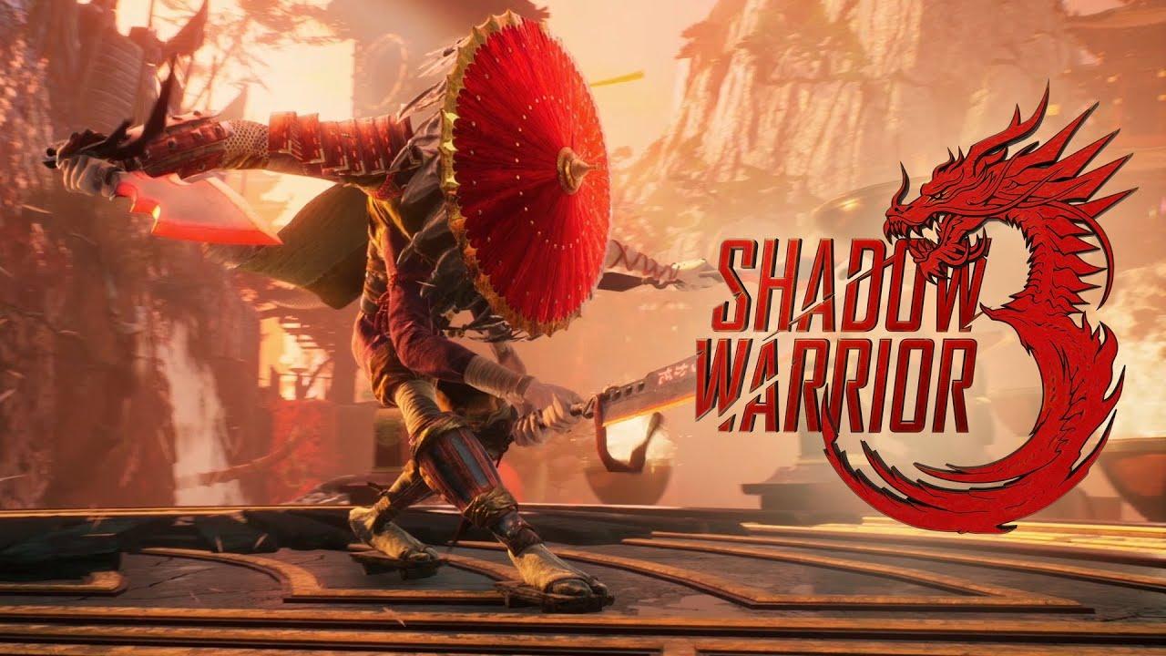 Devolver Digital публикуваха ново видео към Shadow Warrior 3, продължение