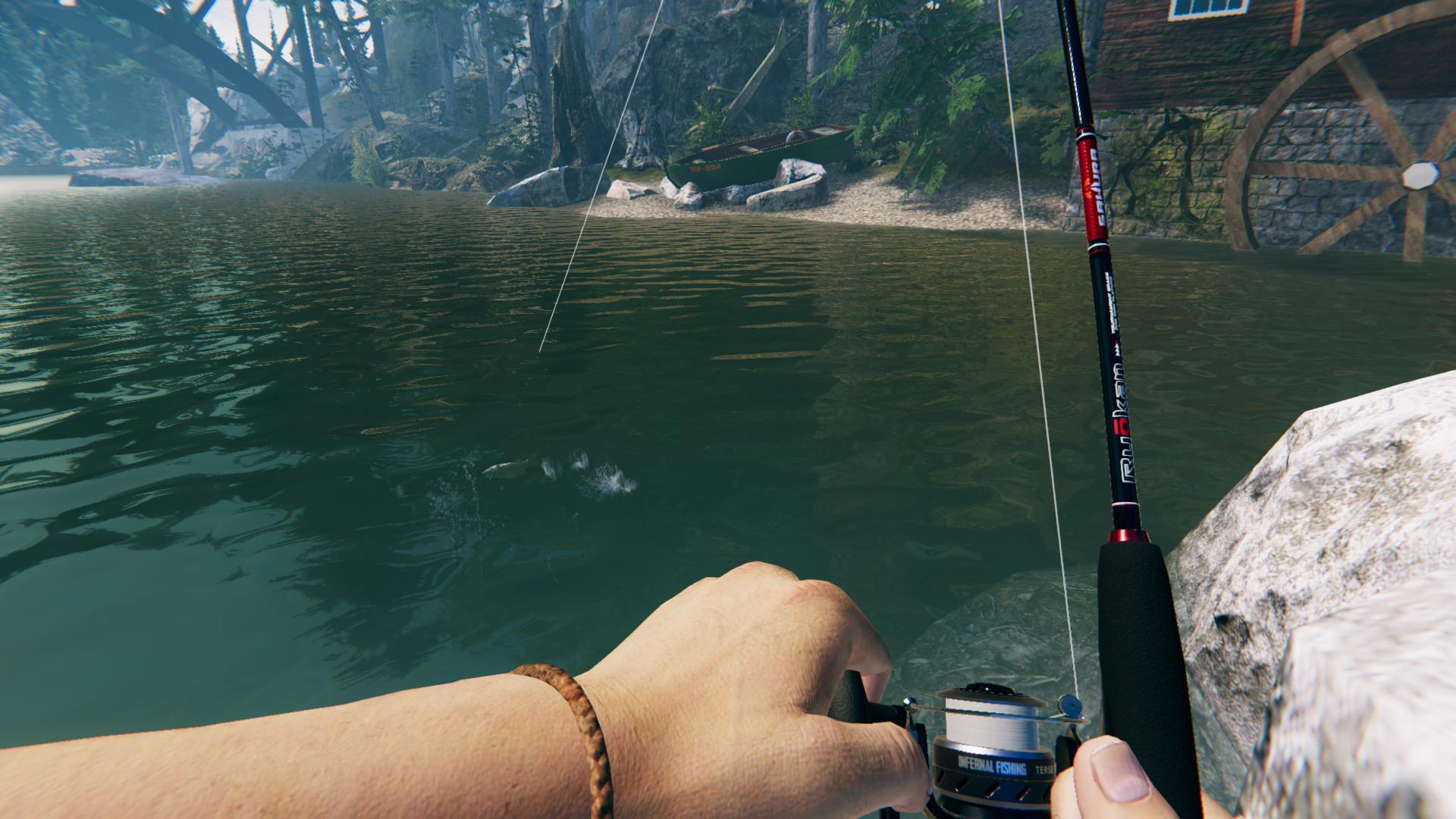 MasterCode се готвят за излизането на продължението на техния риболовен