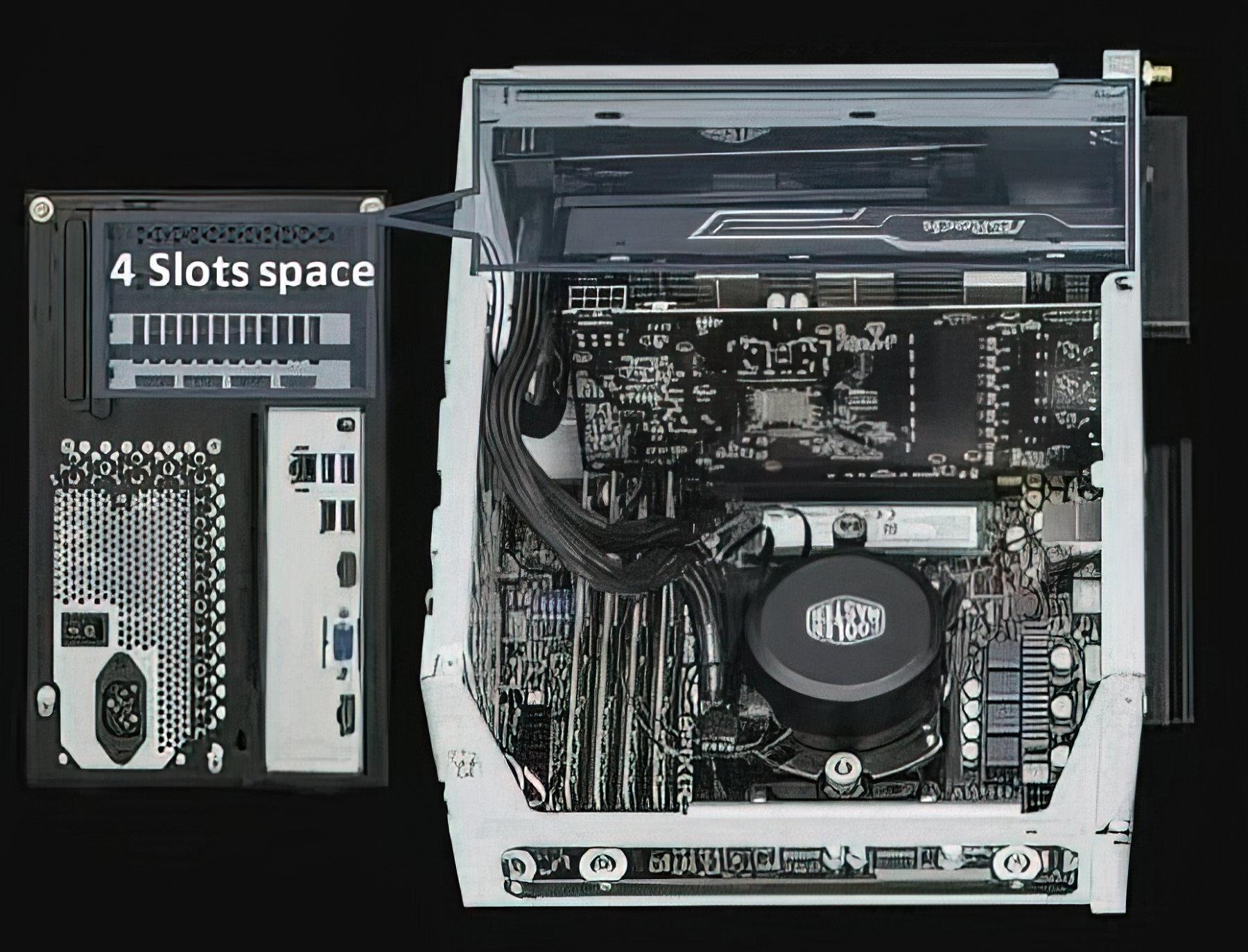 По време на виртуалното изложение компанията ASRock представи компактния персонален