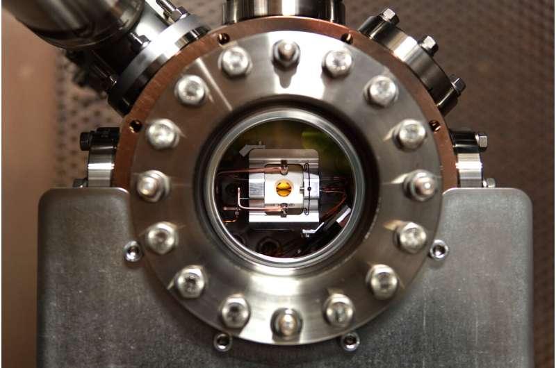 Съвременните квантови компютри са масивни и тромави апарати с размер