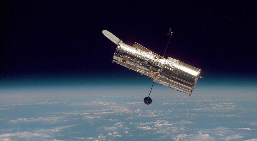 Космическият телескоп , който вече над 30 години изучава Вселената,