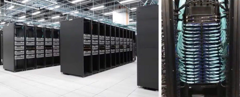 публикува първата информация за своя нов изчислителен клъстър, който ще