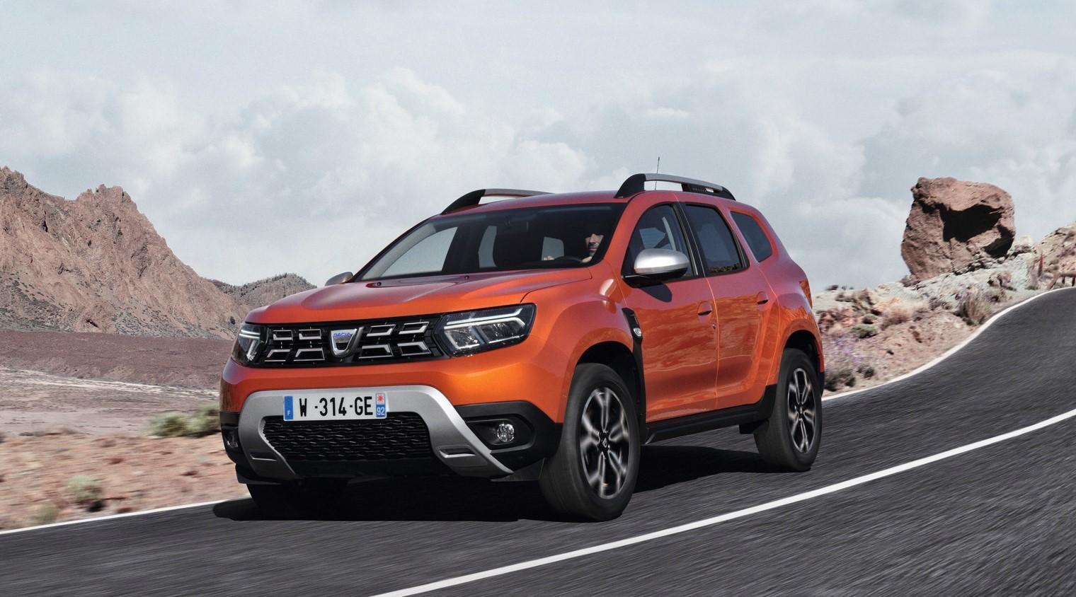 Dacia обяви, че новият Duster идва тази есен. Моделът, който