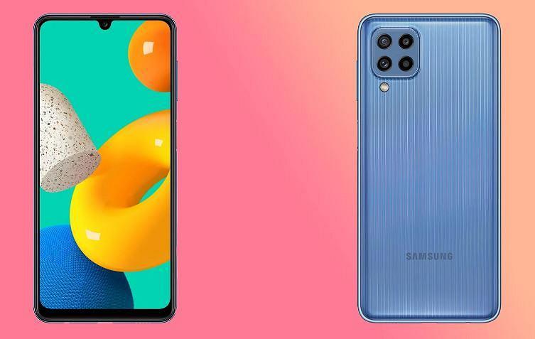 официално представи смартфона от средно ниво Galaxy M32, оборудван с